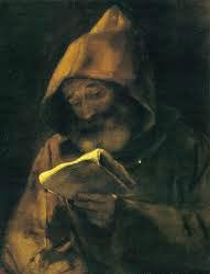 monk-reading